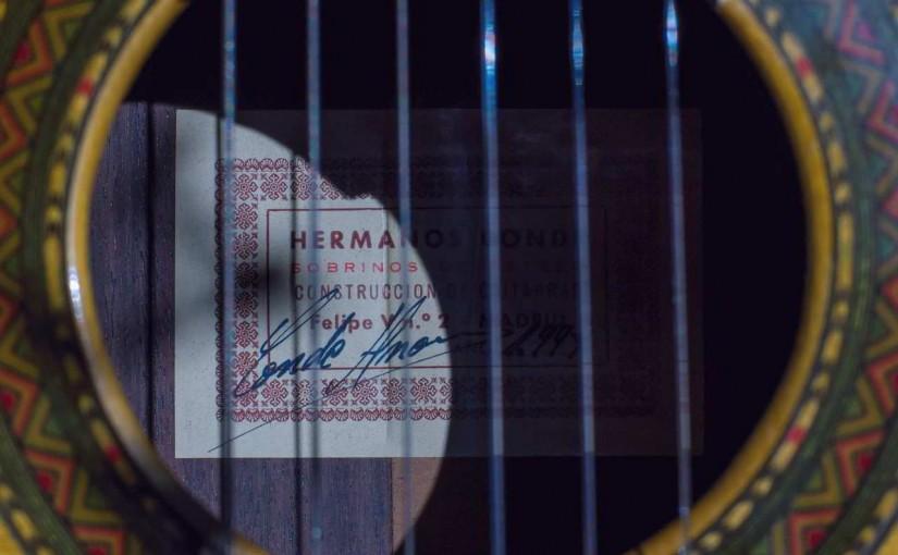 Hermanos Conde flamenco guitar